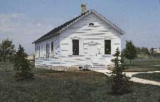 little white schoolhouse