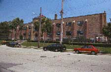 richards street armory