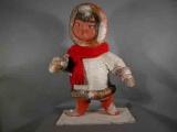 Metik the Eskimo Doll