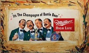 Miller High Life Singers