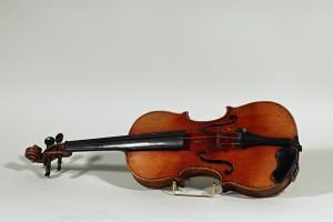 Christopher Bach Violin   Milwaukee County Historical Society